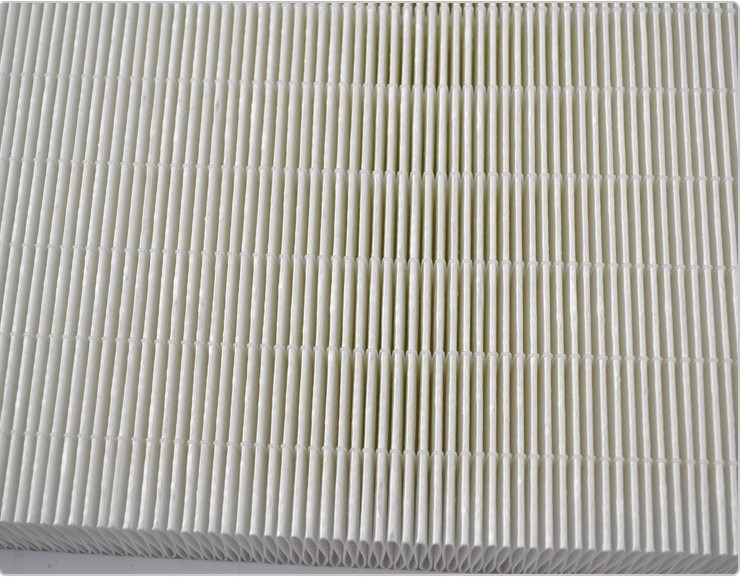 HEPA Air Filter Without Separator for Clean Room From China Manufacturer