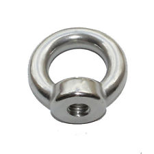 Stainless Steel Lifting Eye Nuts DIN582