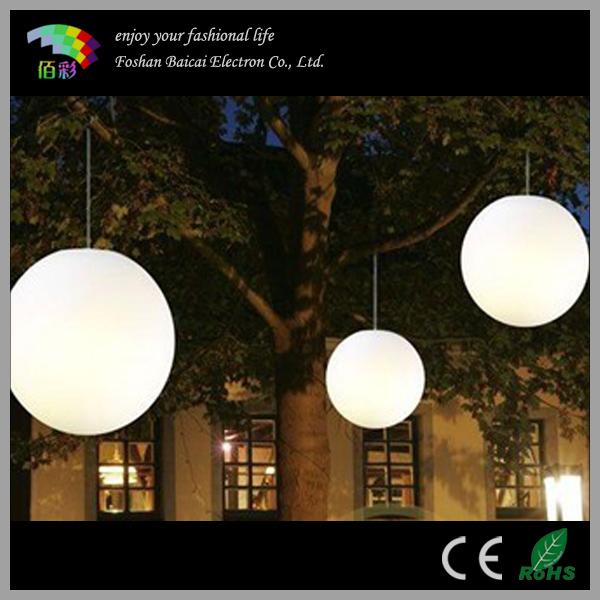 RGB Waterproof LED Plastic Ball