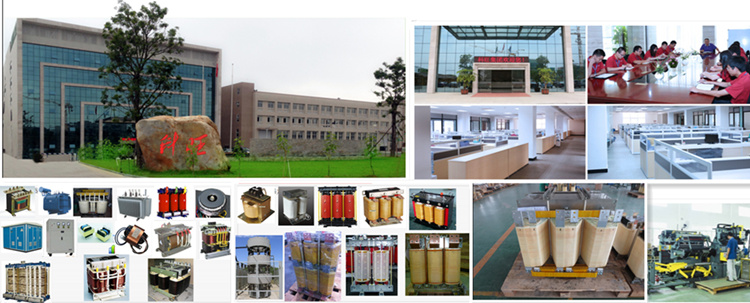 Low Noise Electric Transformer, Highly Efficient Electrical Transformer, Strongly Load Capacious Transformer