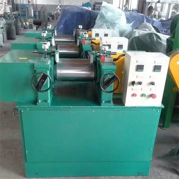 Xk-160 Rubber Lab Mixing Mill Open Mixer Machine