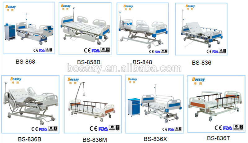 Xraying Available Hydraulic Operating Table