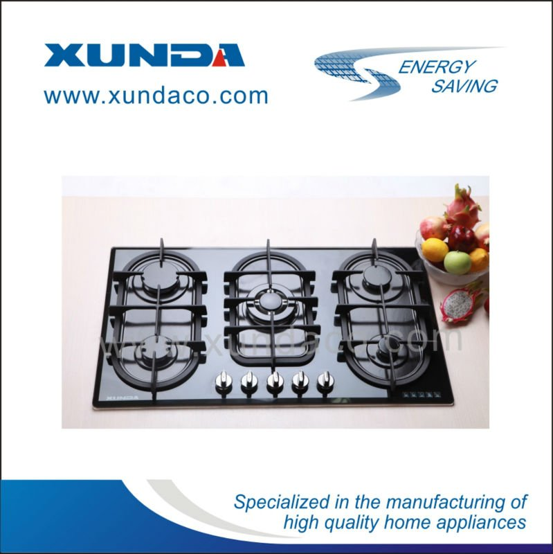 2015 Gas Cooker New Style 5 Burners
