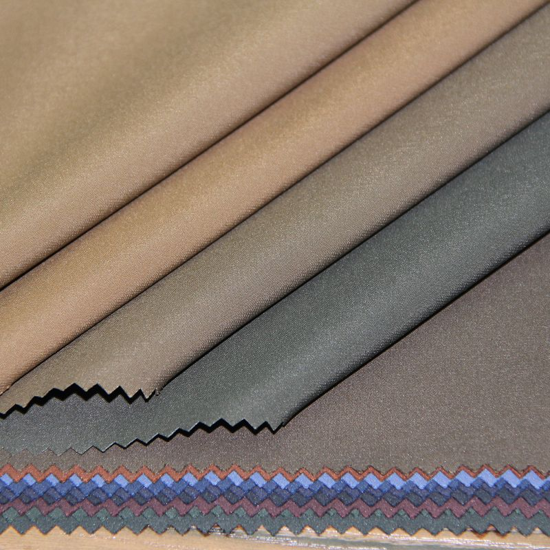 Polyester T400 Mechanical Spandex Fabric