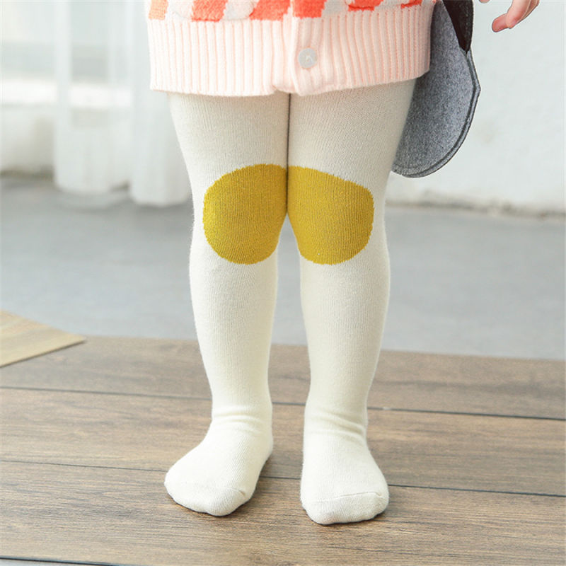 New Hot Selling Custom Designs Kid Good Quality Tights Cotton Pantyhose