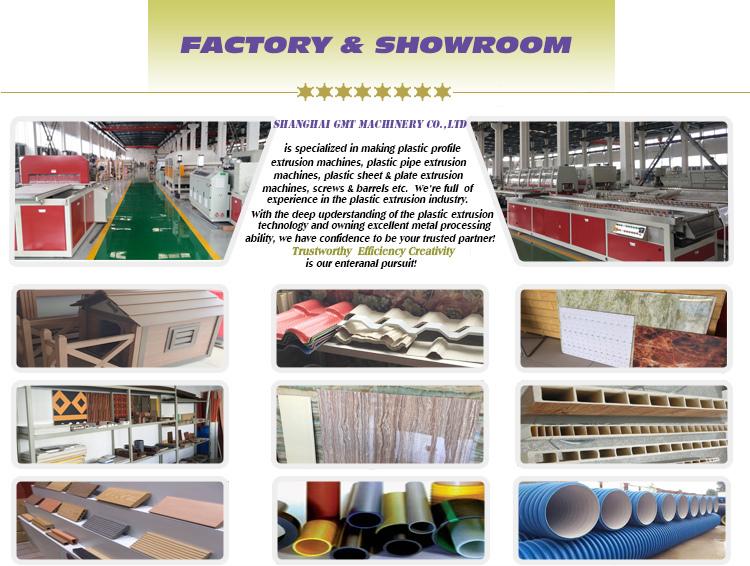Kitchen Cabinet WPC PVC Celuka Foam Board Plastic Machinery Extruder