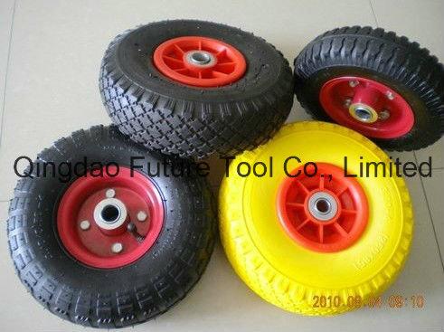 4.80/4.00-8 Pneumatic Wheelbarrow Tyre and Wheel