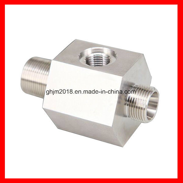Jic Stainless Steel Carbon Steel Brass Branch Tee Pipe Fitting