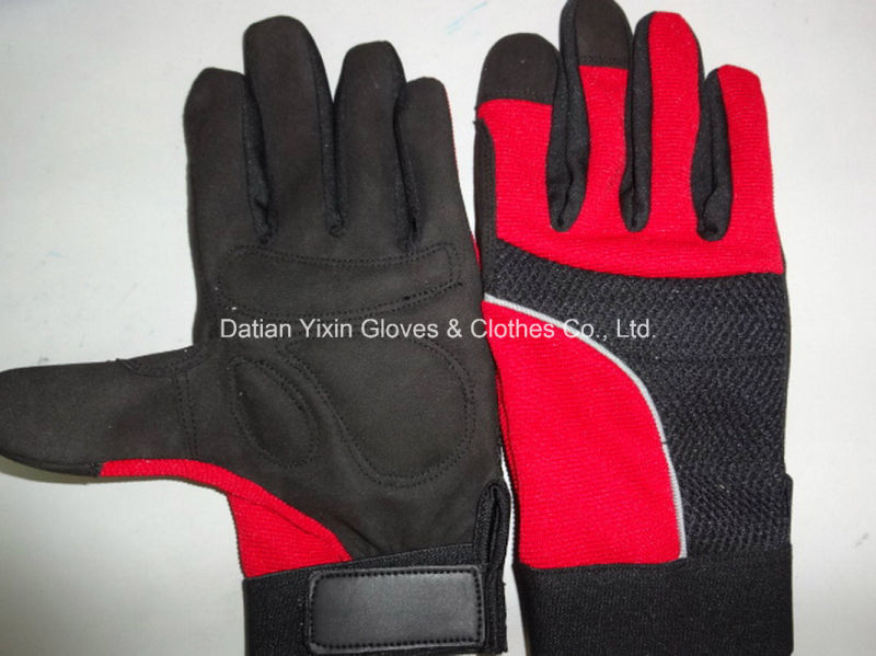 Work Glove-Safety Glove-Weight Lifting Glove-Hand Protected-Working Gloves