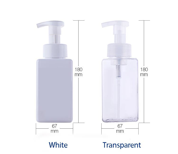 450ml High-Grade PP Cosmetic Bottle for Cleaning (NB184)