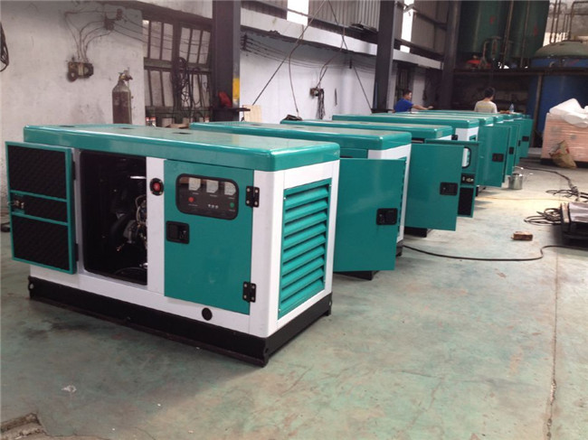 Hot Sales CE Approved Silent Weifang Diesel Generator