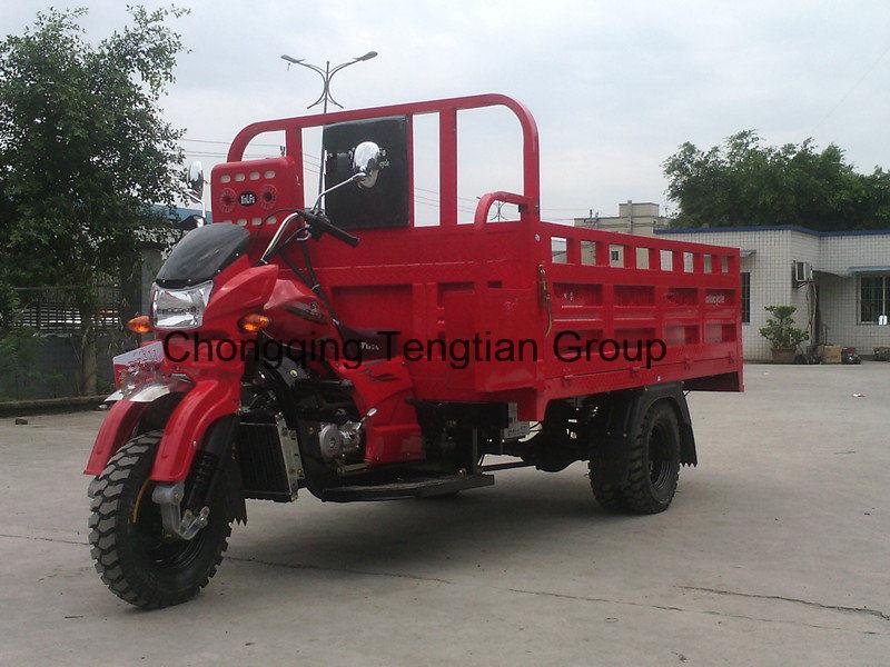 Three Wheel Tricycle Delivery Van