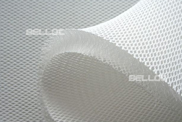 High Quality 3D Plastic Filament Cushion Material Fabric