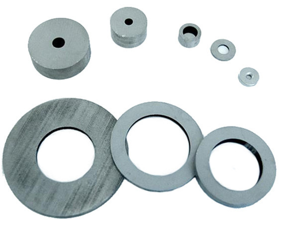 Cast Ring AlNiCo 5 Magnets (R-001)