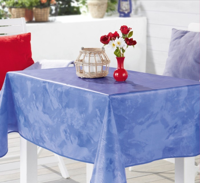 Nonwoven Technics and Waterproof Feature PVC Table Cloth