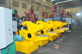 Ce Scrap Integrated Hydraulic Copper Cutting Machine (Q08-100_