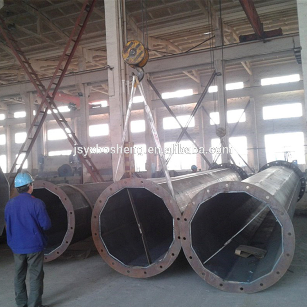 Electric Power Transmission Steel Pole