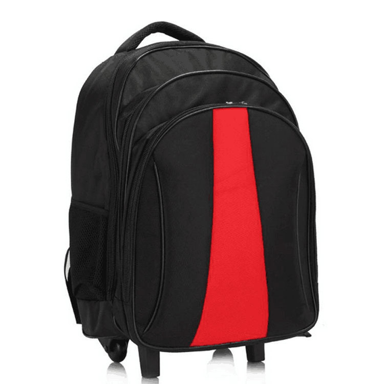 Waterproof Backpack with Trolley for Laptop, Travelling