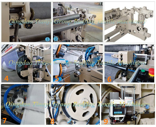Smart High Speed Air Jet Loom
