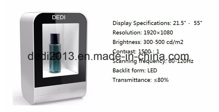 2017 Most Popular Product Capacitive Touchscreen Transparent LCD Display From China Transparent Screen