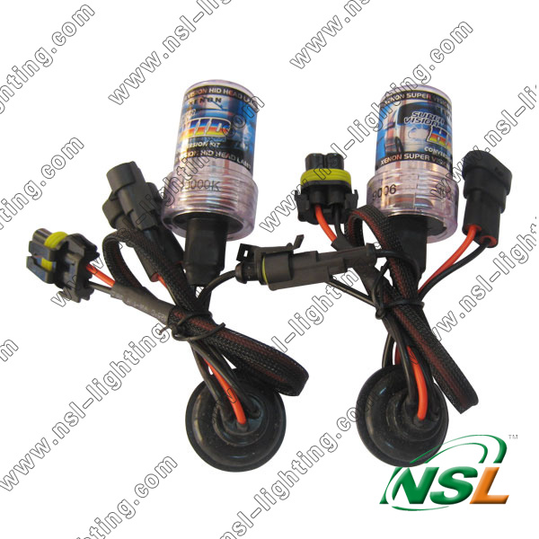 43000k, 6000k, 8000k Cn Light HID Xenon Bulbs, Bombillas Luz 12V 35W Set De 2 Lamparas