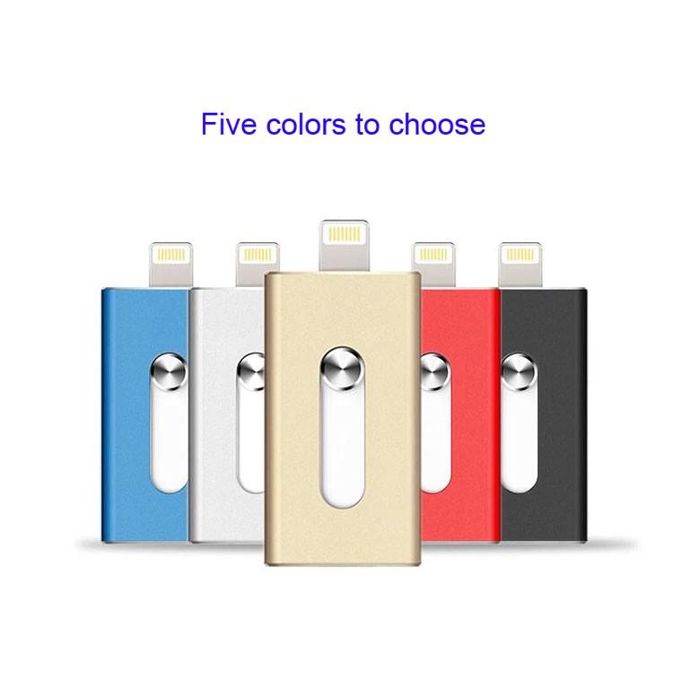 New Products 2016 Multi-Function USB Flash Drive OTG USB Pen Drive for Android Smart Phone