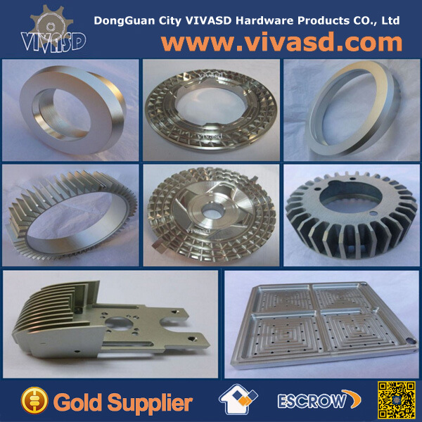 Custom Bicycle Spare Parts for CNC Milling Service