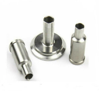 Precison Turning Part with Aluminum Brass, Stainless, Steel Material