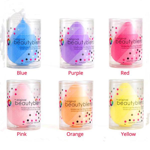 High Quality Water Drop Shaped Cosmetic Sponge Latex-Free Makeup Sponge