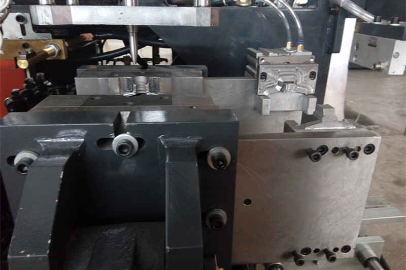 Tonva 5liter Pharmaceutical Bottle Making Machine in Hydraulic