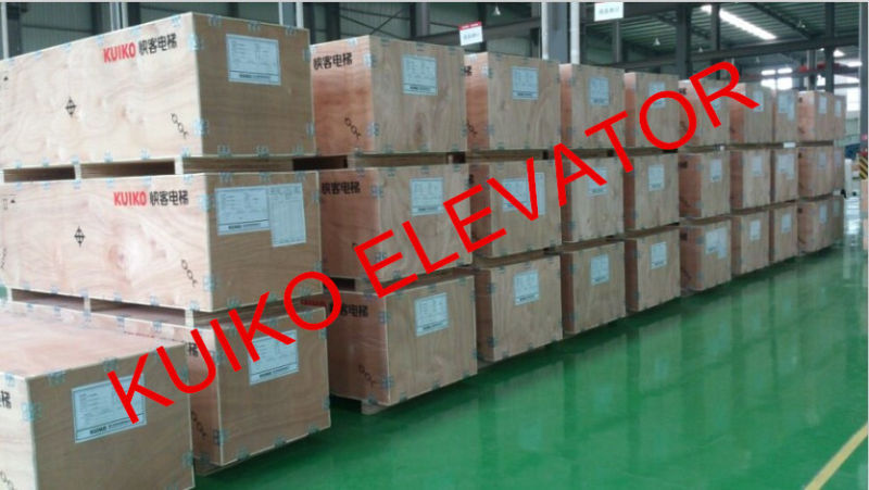High Quality Home Escalator with En115