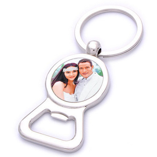 Promotional Custom Logo Metal Bottle Opener with Fridge Magnet (F5029)