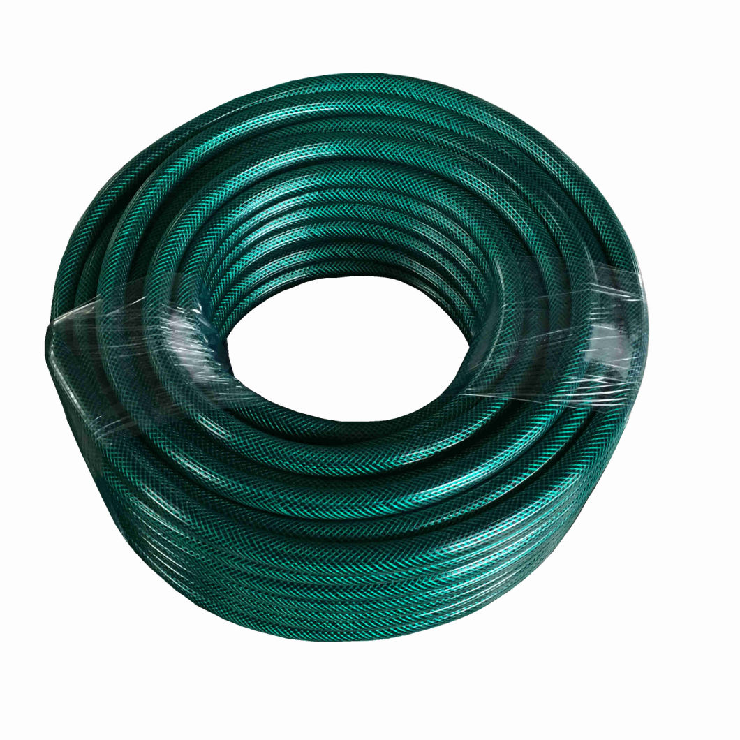 PVC Polyester Fiber Garden Water Hose with High Quality