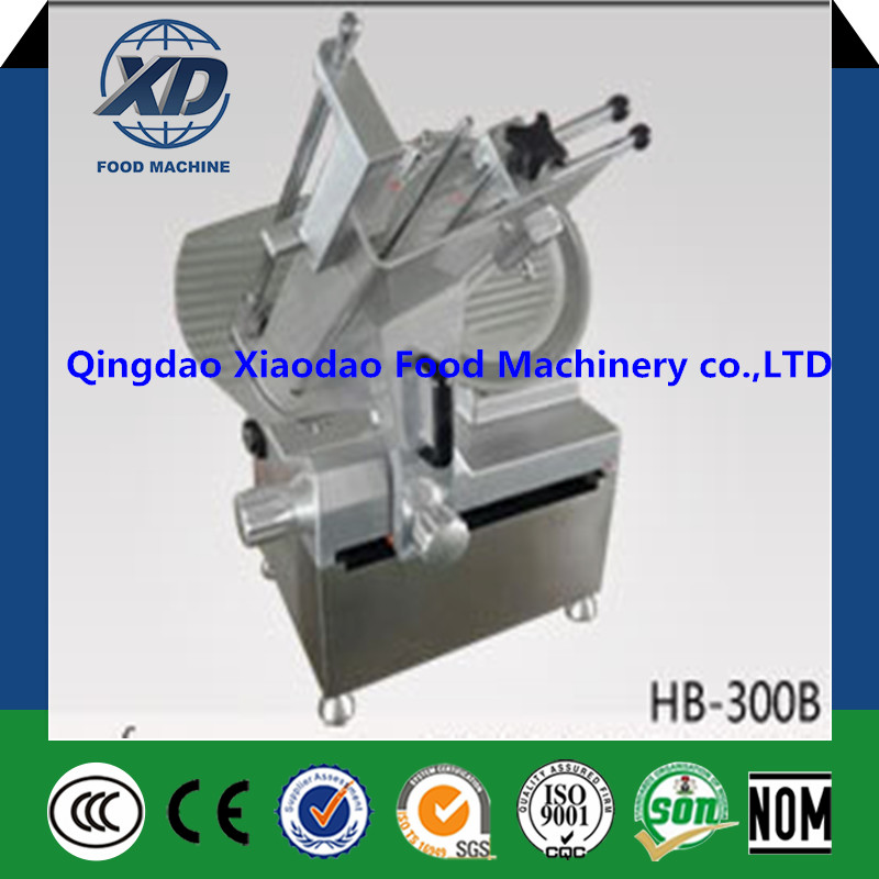 Kitchen Equipment Meat Slicer Machine