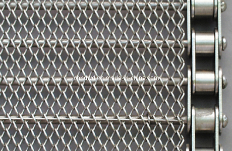 Stainless Steel 316 Weave Mesh Belt