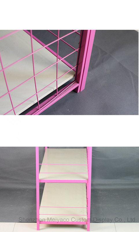 Supermarket Sore Heavy Duty Laundry Detergent Metal Display Rack/Stand