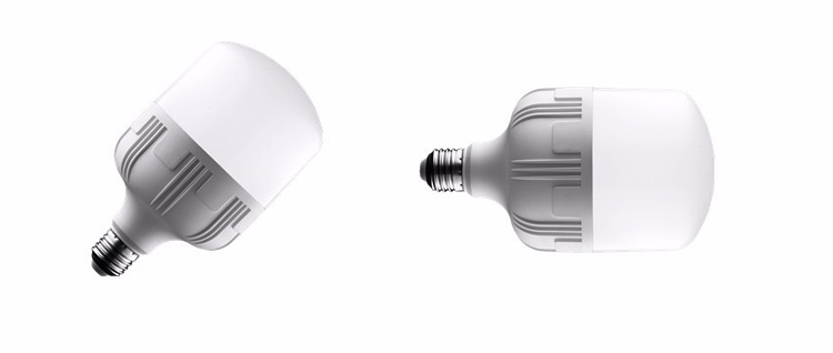 High Power LED Bulb 50W Aluminum Bulb with PC Cover Indoor Lamp 6500K SMD2835 LED Light