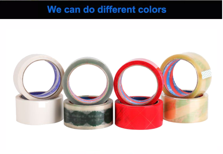 Self Adhesive Transparent Tape