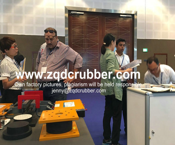 European Standard Lead Core Bearing for Earthquack