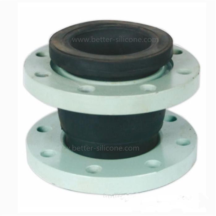 Custom Molding Anti-Vibration Rubber Flange Bearing Sleeve