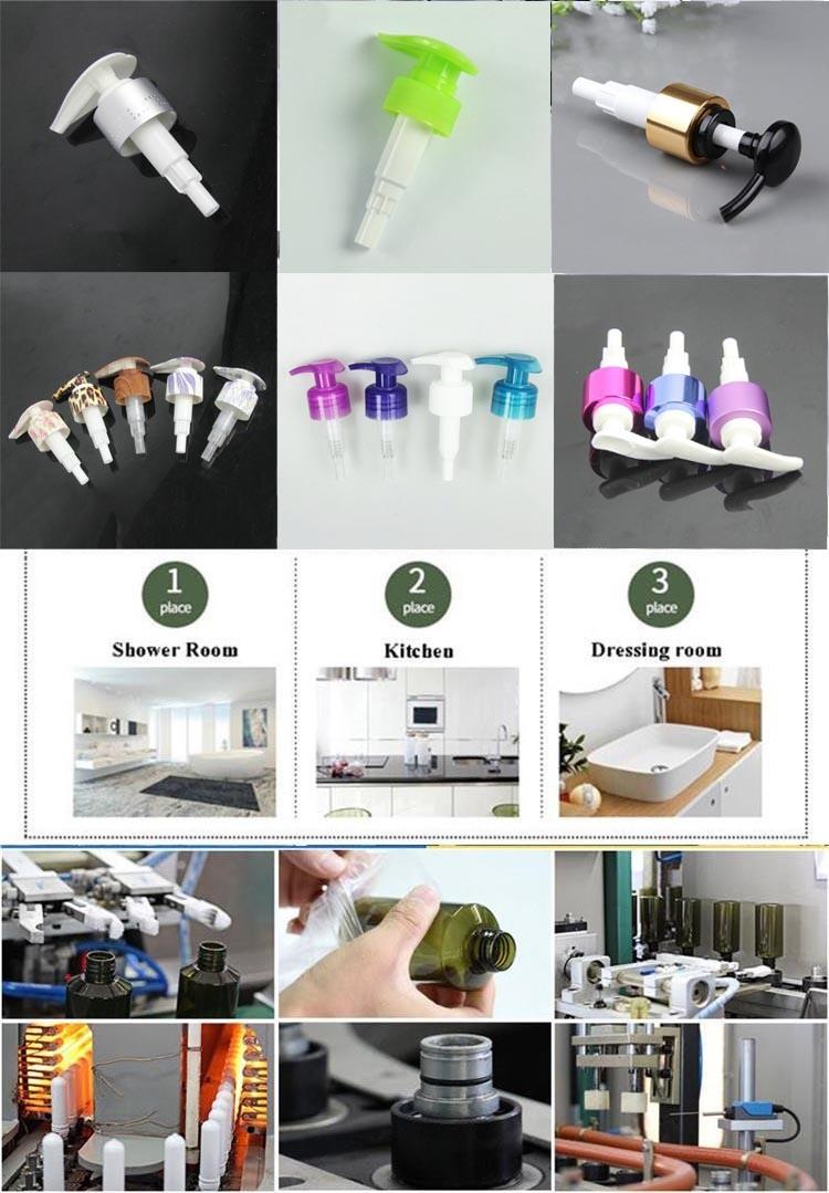 Top Sale Guaranteed Quality Lotion Pump, Plastic Soap Lotion Pump (NP21)