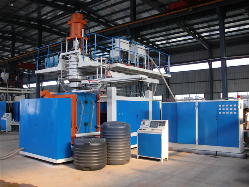 200L Plastic Blow Molding Machine for Chemical Barrel