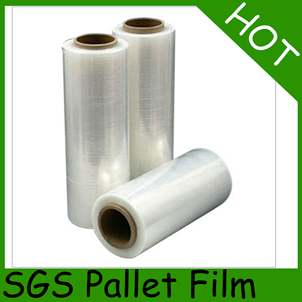Manual Pallet Warp Stretch Film