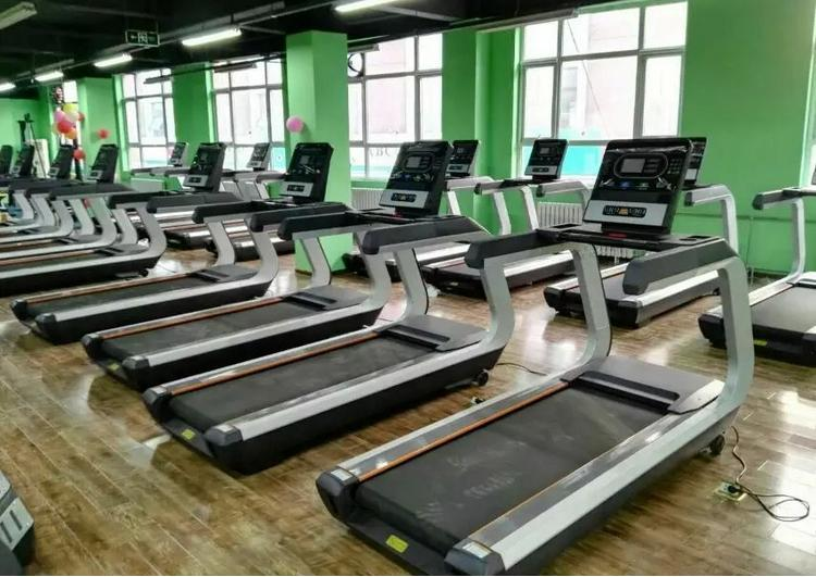Fitness Equipment Gym Ce Approval Commercial Treadmill with Touch Screen