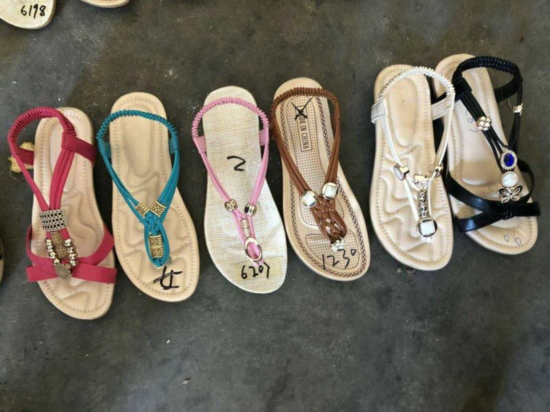 Flip Flops Sandal Slipper Flat Women Hot Espadrilles Cheap Shoes