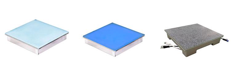 led floor tiles
