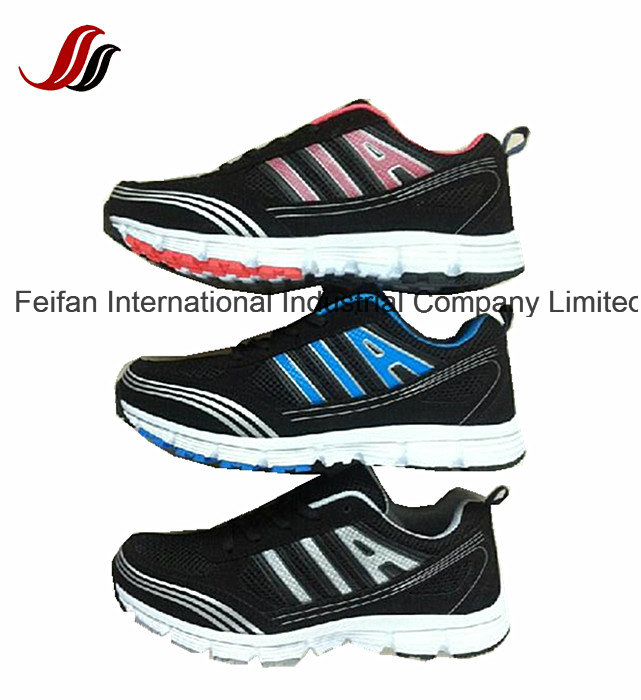 Latest Design Breathable Men's Sports Shoes, Footwear Athletic Shoes, Wholesale Running Shoes