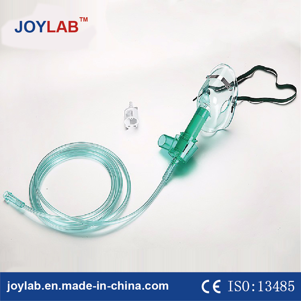 Medicial Grade PVC Oxygen Venturi Mask with Cheap Price