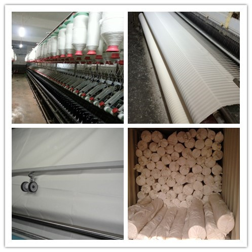 T/C 50/50 40X40 110X90 Bed Sheeting Fabric,