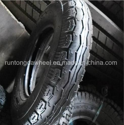 480/400-8 Wheel Barrow Rubber Tyre